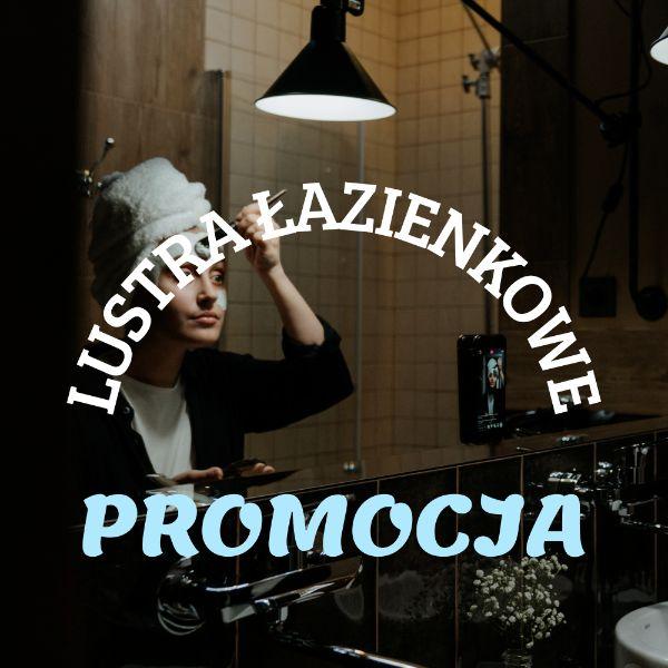 www.lazienkiabc.pl lustra łazienkowe